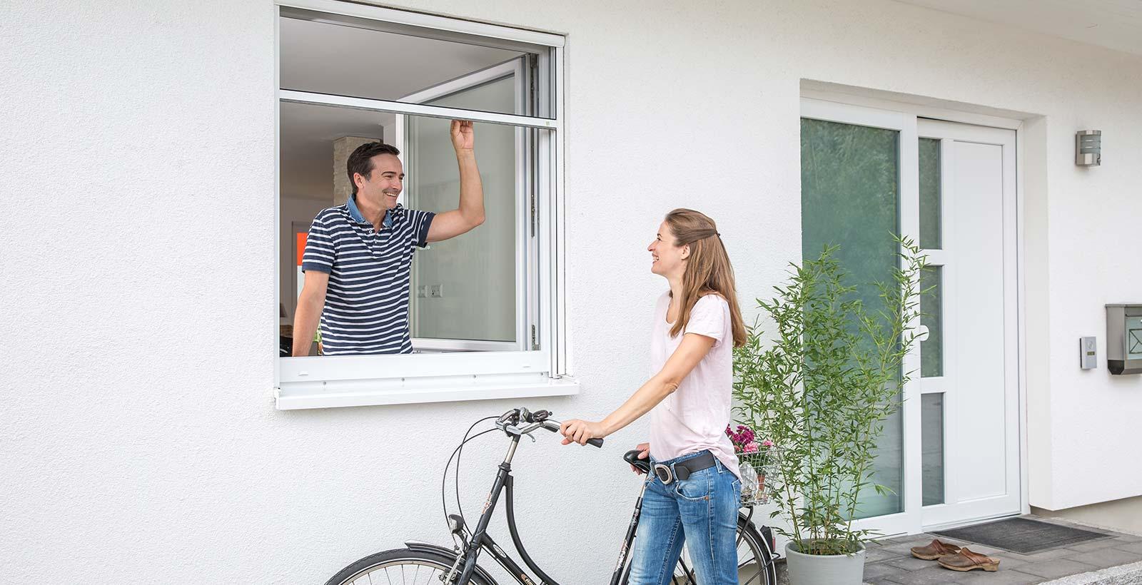NEHER Fenster-Rollo